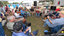 2006 Louisiana Folk Roots jam session, Festivals Acadiens.jpg