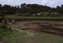 Coweeta Creek Mound (Ma 34), General View of Excavation, Macon Co., North Carolina, United States (RLA image 22854.jpg)