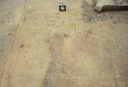 Wall Site (Or 11), Sq. 370R600, Top of Subsoil, Orange Co., North Carolina, United States (RLA image 23574.jpg)