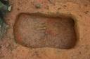 Nassaw-Weyapee (SoC 643), Feature 54, Excavated, York Co., South Carolina, United States (RLA image D10155.jpg)