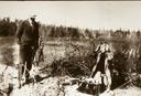 Town Creek (Mg 2), Morris Mitchell's Excavation at Town Creek (No B&W Print #), Montgomery Co., North Carolina, United States (RLA image 22954.jpg)