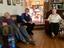 Visit with Kate and JW Bradley, Coalfield, TN