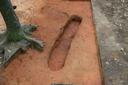 Nassaw-Weyapee (SoC 643), Feature 53, Excavated, York Co., South Carolina, United States (RLA image D10149.jpg)