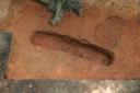 Nassaw-Weyapee (SoC 643), Feature 53, Excavated, York Co., South Carolina, United States (RLA image D10147.jpg)