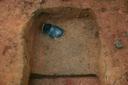 Nassaw-Weyapee (SoC 643), Feature 54, South Half, Base of Zone 3, York Co., South Carolina, United States (RLA image D10136.jpg)