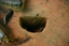 Nassaw-Weyapee (SoC 643), Feature 58, South Half Excavated, York Co., South Carolina, United States (RLA image D10217.jpg)
