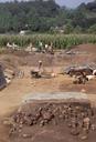 Coweeta Creek Mound (Ma 34), General View of Excavation, Macon Co., North Carolina, United States (RLA image 22831.jpg)