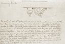 Peachtree Mound (Ce 1), Valentine Field Notes - Drawing No. 3, Cherokee Co., North Carolina, United States (RLA image 22929.jpg)