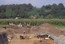 Coweeta Creek Mound (Ma 34), General View of Excavation, Macon Co., North Carolina, United States (RLA image 22832.jpg)