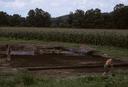 Coweeta Creek Mound (Ma 34), General View of Excavation, Macon Co., North Carolina, United States (RLA image 22857.jpg)