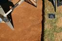 Old Town (SoC 634), Sq. 1002R952, Top of Subsoil (Mosaic Photo), Lancaster Co., South Carolina, United States (RLA image D10405.jpg)