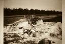Town Creek (Mg 2), Mound Progress Photograph (B&W Print # 633), Montgomery Co., North Carolina, United States (RLA image 22972.jpg)