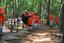 Nassaw-Weyapee (SoC 643), Catawba Kids on Field Trip from Cultural Center, York Co., South Carolina, United States (RLA image D10238.jpg)