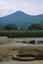 Coweeta Creek Mound (Ma 34), General View Showing Stacked Hearths, Macon Co., North Carolina, United States (RLA image 22814.jpg)