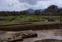 Coweeta Creek Mound (Ma 34), General View of Excavation, Macon Co., North Carolina, United States (RLA image 22858.jpg)