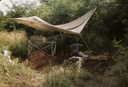 Hardaway Site (St 4), Excavating at Site, Summer, 1956, Stanly Co., North Carolina, United States (RLA image 22681.jpg)