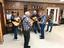 Reunion of the New River Boys, Coalfield, TN