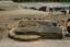 Coweeta Creek Mound (Ma 34), General View Showing Stacked Hearths, Macon Co., North Carolina, United States (RLA image 22811.jpg)